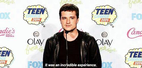Fin de tournage douloureuse pour Josh