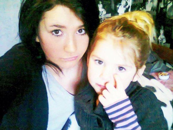 mes deux fille maurine et camille