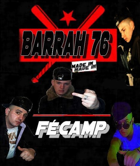 barrah76 / Mc lino & Piqot & A2L Le Retour barrah 76 (2011)