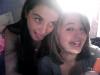 voici amélie ma grande soeur a gauche et sa cousine a droite je vous s aime fort les fille