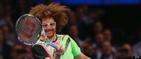 Redfoo veut devenir joueur de tennis professionnel !