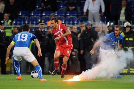 QUALIFICATION EURO 2012 ... OU EN EST LA SQUADRA AZZURA !! ♥