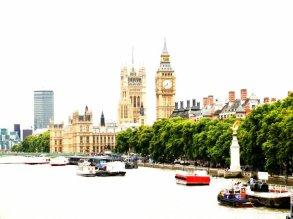 J'VEUX RETOURNER A LONDRES