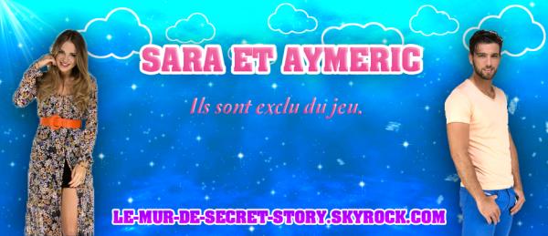 Sara et Aymeric Exclu.