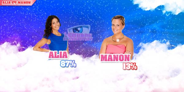 Alia Et Manon. Qui va rester ?