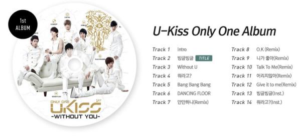 CD U-KISS