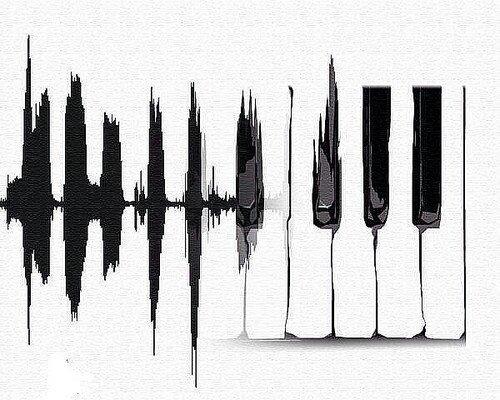 """♫Ma playlist  """" instrumental/piano/classique"""" -> Les coup de coeur   ♫"""