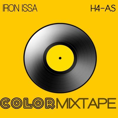 """La nouvelle mixtape de IRON ISSA (H4-AS) """"YELLOW-COLOR MIXTAPE"""""""