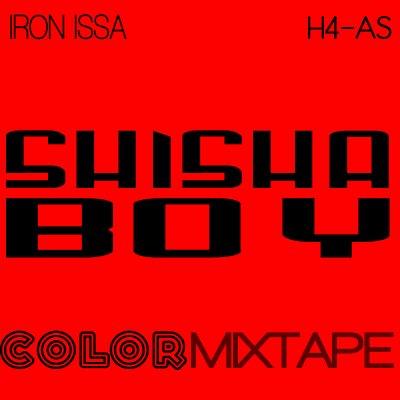 """""""SHISHA BOY"""" Extrait de la Red-Color Mixtape d'IRON ISSA"""