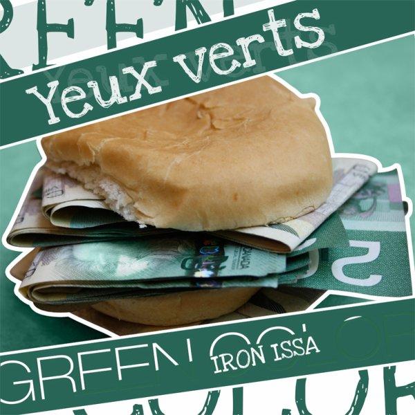 """Lyrics de """"Yeux Verts"""