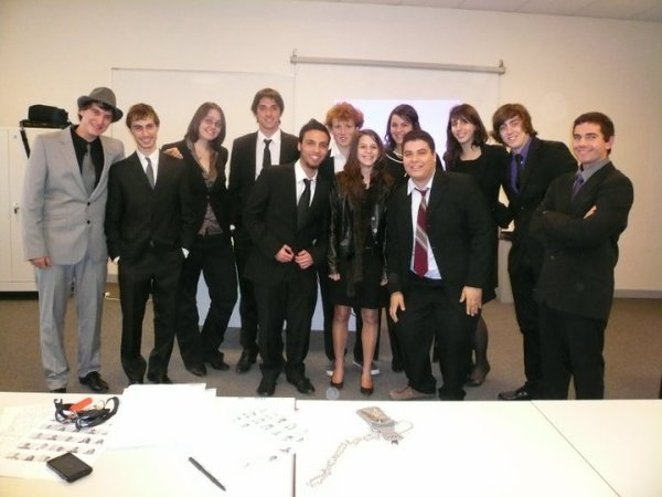 LA CLASS EN CLASSE ;)