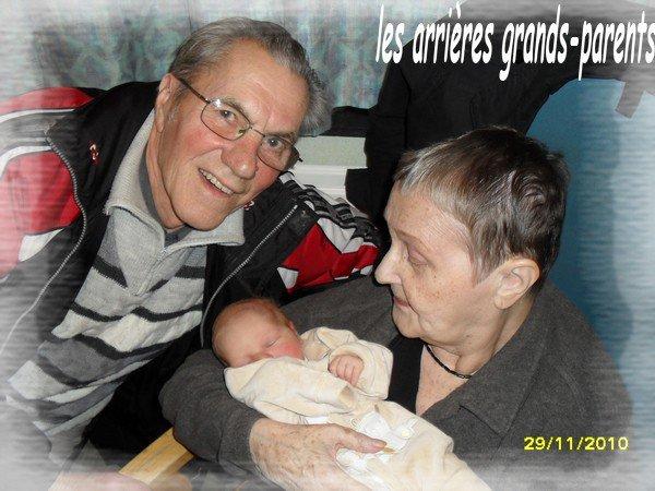 La naissance de ma petite fille Lalou