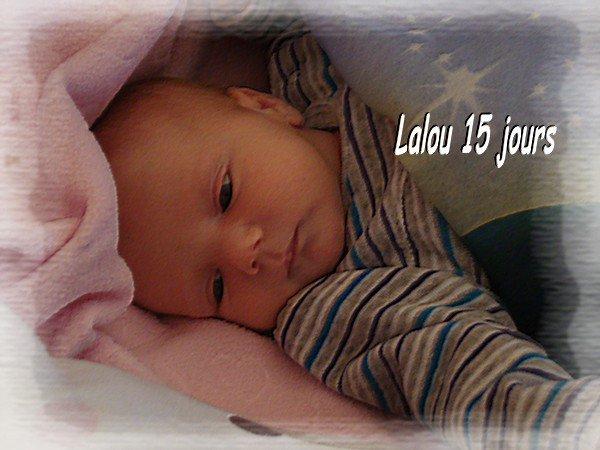 Lalou, ma petite princesse