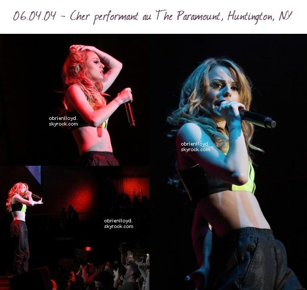 Cher Lloyd - 06/04/14