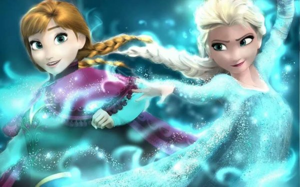 Elsa et Anna d'Arendelle
