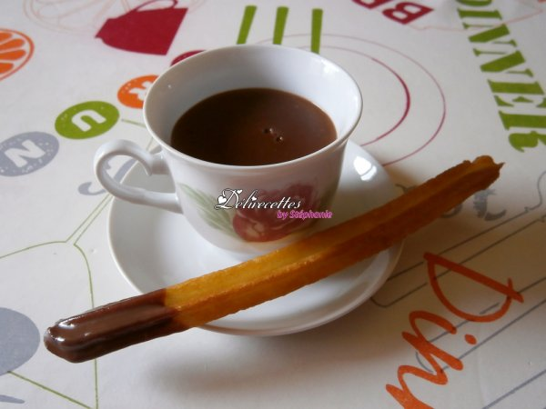 Chocolate (pour churros)