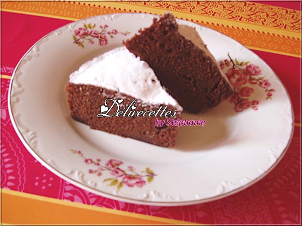 Gâteau au chocolat au micro-ondes