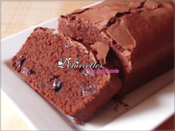 cake au chocolat et aux p pites de chocolat d lirecettes. Black Bedroom Furniture Sets. Home Design Ideas