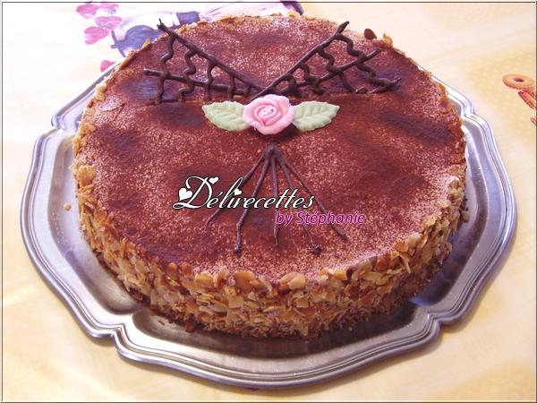 Gâteau au chocolat à mon idée