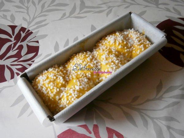 Brioche traditionnelle pur beurre
