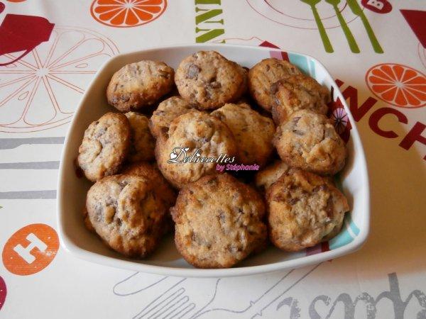 Cookies au chocolat au lait Nestlé