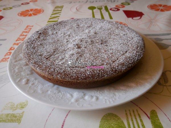 Gâteau fondant tout choco Nestlé