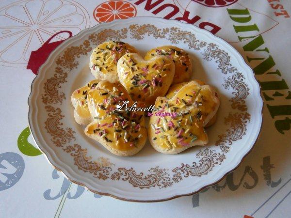 Halwat tabaa bel jeljlane, sablés algériens aux graines de sésames