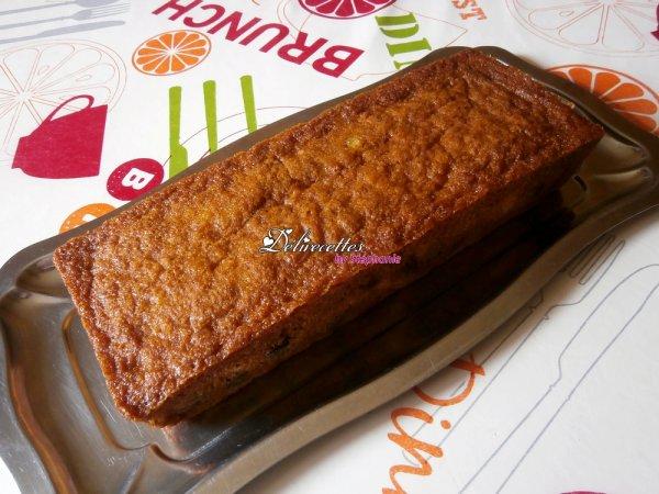 Gâteau aux poires et chocolat fondant
