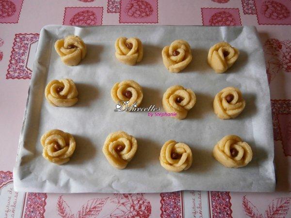 Gül Tatlisi (dessert roses)