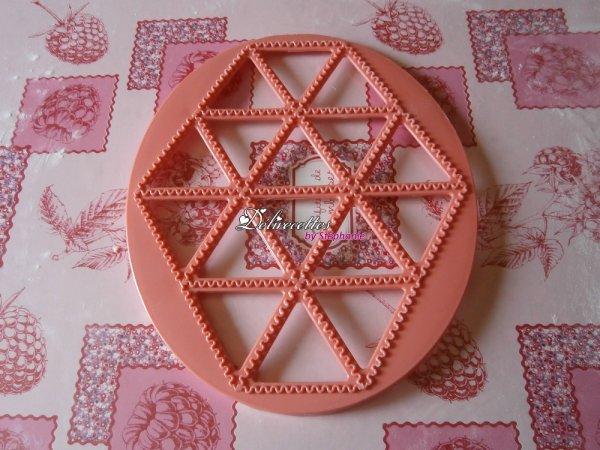 Samsa (triangles aux amandes)