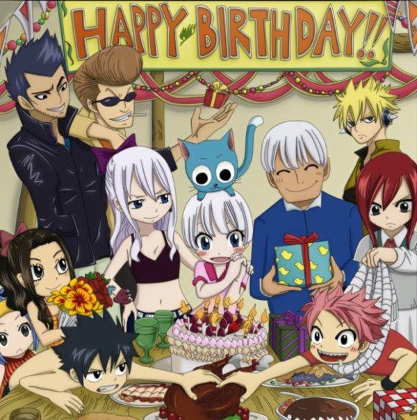Joyeux anniversaire !!!!!