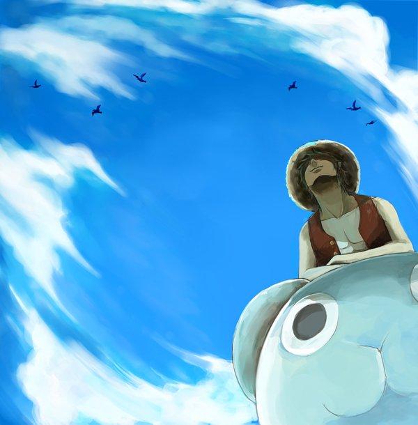 One Piece: Chapitre 3