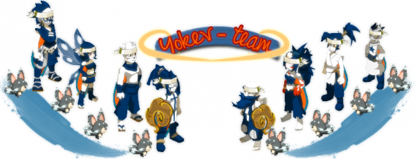 Présentation de Yokev-Team