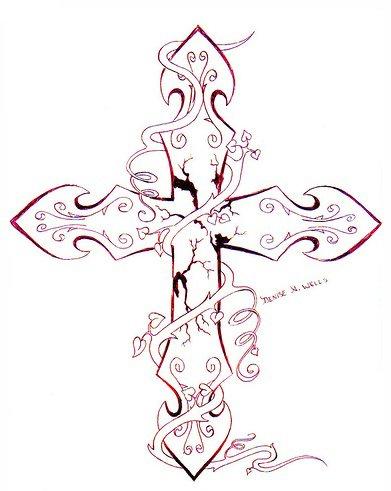 croix de le rose  croix