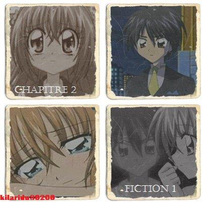 ~ Chapitre 2 ~ Fiction 1