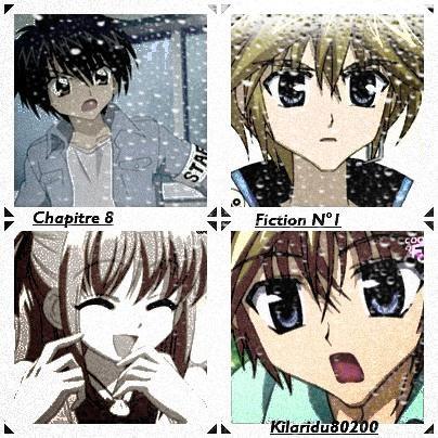 ~ Chapitre 8 ~ Fiction 1