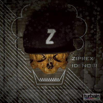 """ID Noir / On s'en Branle - Ziprex feat.Akecheta (Mixtape """"ID Noir"""" de Ziprex) (2011)"""