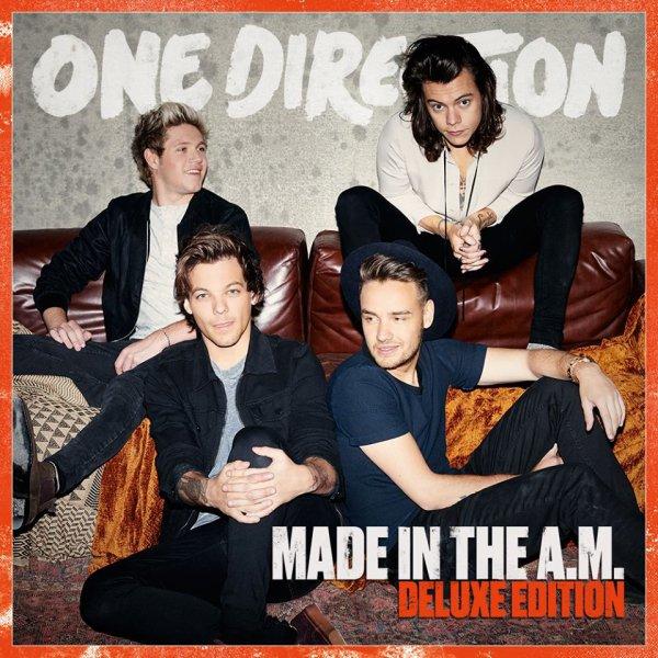 nouvel albums 1D