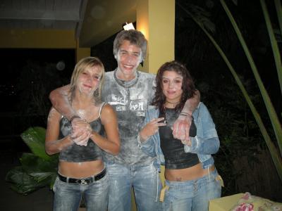 Marion, Christoph et Moi