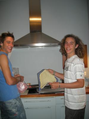 Christoph et Simon