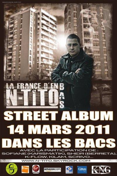 STREET ALBUM DE N-TITO