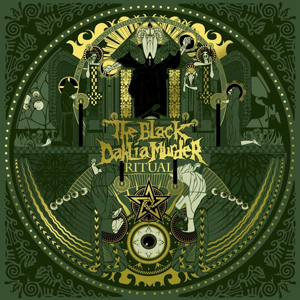 The Black Dahlia Murder - On Stiring Seas of Salted Blood (2011)