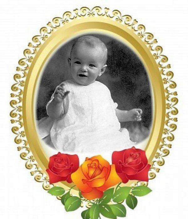 Marilyn Monroe Bébé
