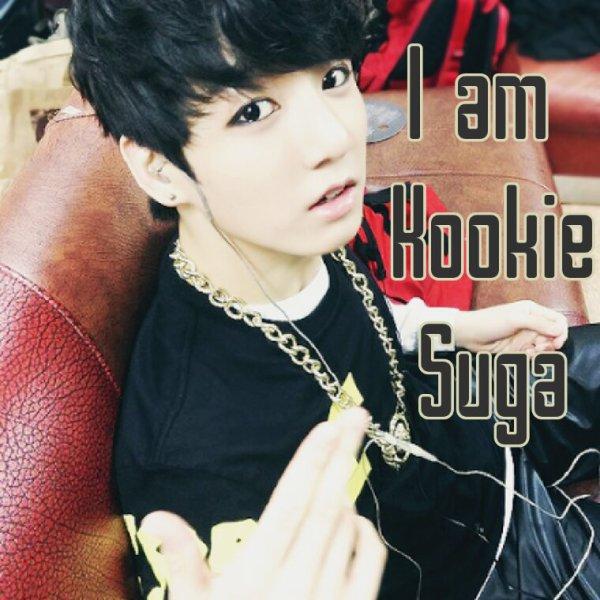 I am Kookie Suga♡