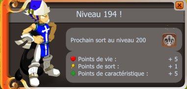 Up de iop 194 !
