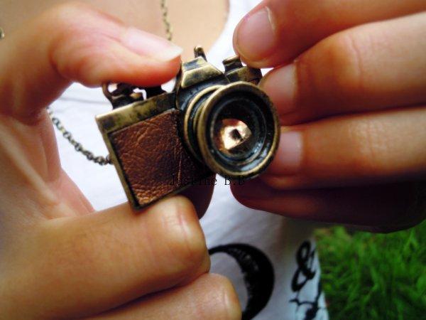 Take a false photography