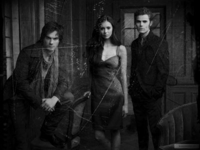 Mon Blog :     Vampire Diaries.