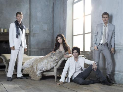 Vampire Diaries...     Photos !!!