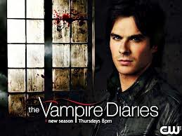 Vampire Diaries photo-shoot saison 4