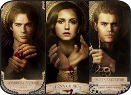 Vampire Diaries photo-shoot saison 4